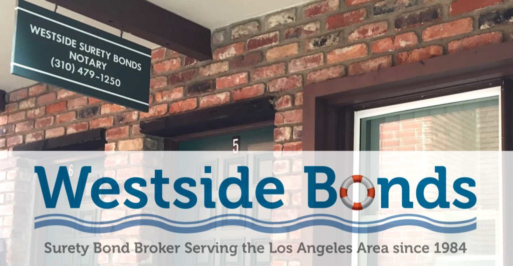 Los Angeles Surety Bond | 11321 Iowa Ave.,Los Angeles, CA. 90025 - (310) 479-1250